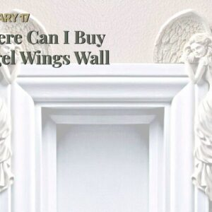 Where Can I Buy Angel Wings Wall Art